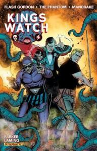 Kings Watch Volume 1 - Jeff Parker, Marc Laming