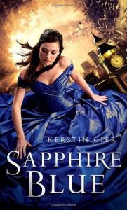 Sapphire Blue (Precious Stone Trilogy, #2) - Kerstin Gier