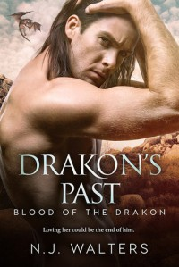 Drakon's Past - N.J. Walters