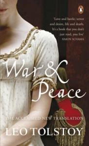 War & Peace - Leo Tolstoy, Anthony Briggs