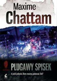 Plugawy spisek - Maxime Chattam