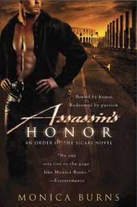 Assassin's Honor - Monica Burns
