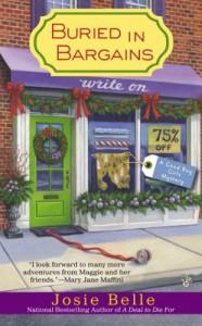 Buried in Bargains - Josie Belle