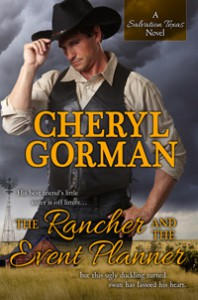 The Rancher and The Event Planner - Cheryl Gorman