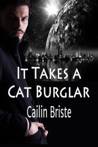 It Takes a Cat Burglar  - Cailin Briste