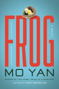 Frog - Mo Yan, Howard Goldblatt