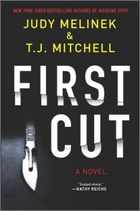 First Cut - Judy Melinek