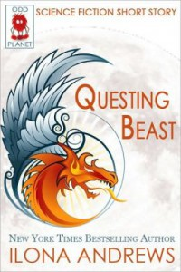Questing Beast - Ilona Andrews