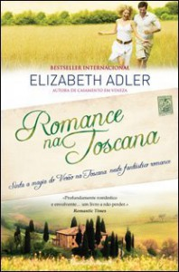 Romance na Toscana - Elizabeth Adler