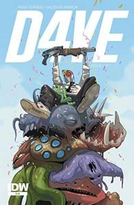 D4VE #1 (OF 5) - IDW Comics