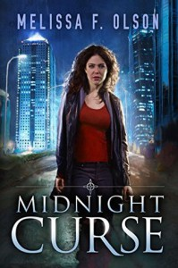 Midnight Curse (Disrupted Magic) - Melissa F. Olson