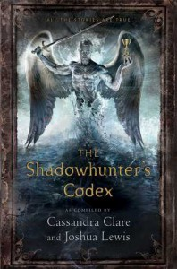 The Shadowhunter's Codex - Cassandra Clare, Joshua Lewis, Various
