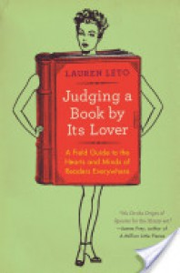 Judging a Book By Its Lover - Lauren Leto