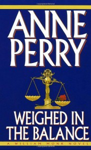 Weighed in the Balance - Anne Perry