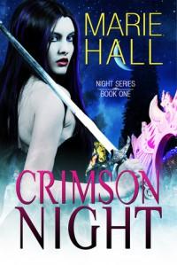 Crimson Night - Marie Hall
