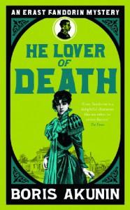 He Lover of Death - Boris Akunin