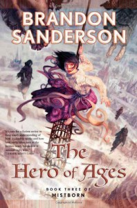 The Hero of Ages - Brandon Sanderson