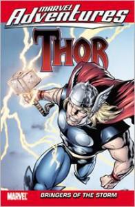 Marvel Adventures Thor: Bringers of the Storm - Louise Simonson, Louise Simonson, Jeff Parker, Todd Dezago, Rodney Buchemi, John Buran, Leonard Kirk, Ron Lim