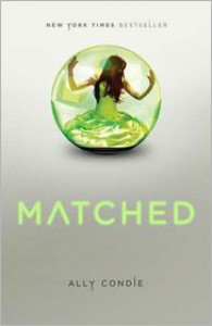 Matched (Matched Trilogy Series #1) -