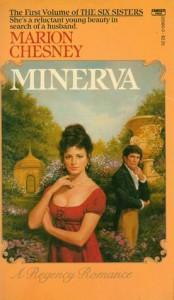 Minerva - Marion Chesney