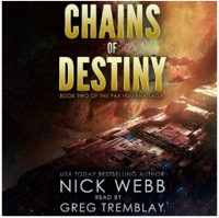 Chains of Destiny (The Pax Humana Saga, #2) - Endi Webb