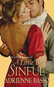 A Little Bit Sinful - Adrienne Basso