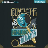 Sherlock Holmes The Definitive Collection -  Arthur Conan Doyle, Simon Vance
