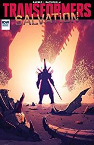 Transformers: Salvation - John Barber, Livio Ramondelli