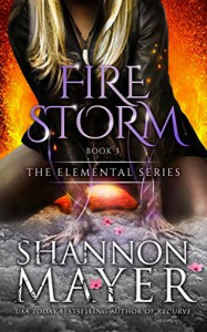 Firestorm - Shannon Mayer