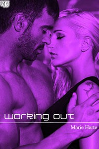 Working Out (The Works, #2) - Marie Harte