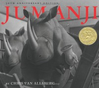 Jumanji 30th Anniversary Edition - Chris Van Allsburg