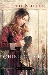 A Shining Light - Judith McCoy Miller
