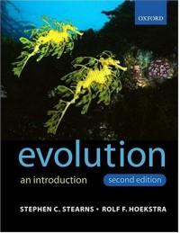 Evolution - Stephen Stearns, Rolf F. Hoekstra