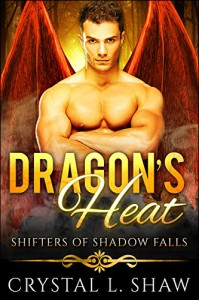 Dragon's Heat - Crystal L. Shaw