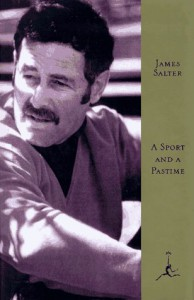 A Sport and a Pastime (Modern Library) - James Salter