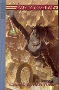 Runaways, Vol. 5: Escape to New York - Takeshi Miyazawa, Adrian Alphona, Brian K. Vaughan