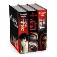 The Spinoza Trilogy - J.R. Rain
