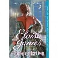 A Duke of Her Own (Desperate Duchesses, #6) - Eloisa James