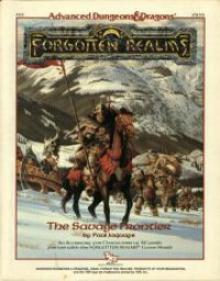 The North: Guide to the Savage Frontier (Forgotten Realms Campaign Expansion) - Paul Jaquays
