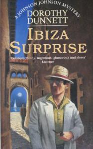 Ibiza Surprise: A Johnson Johnson Mystery - Dorothy Dunnett