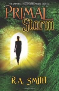 Primal Storm (The Grenshall Manor Chronicles) (Volume 2) - R.A.  Smith