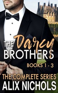 The Darcy Brothers: The Complete Series (Humorous Contemporary Romance Box Set) - Alix Nichols