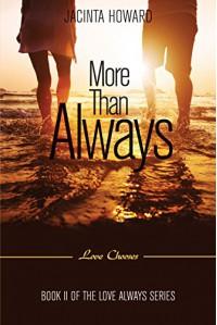 More Than Always (Love Always Book 2) - Jacinta Howard