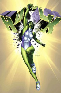 She-Hulk Vol. 1: Single Green Female - Dan Slott