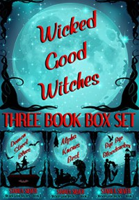 Wicked Good Witches Three Book Box Set (Demon Street Blues, Alpha Knows Best, Bye Bye Bloodsucker) - Starla Silver