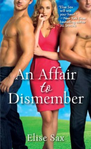 An Affair to Dismember - Elise Sax
