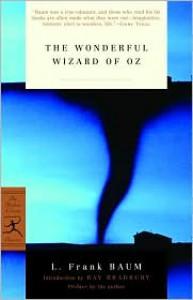 The Wonderful Wizard of Oz - Ray Bradbury, L. Frank Baum