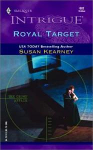 Royal Target - Susan Kearney