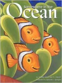 Somewhere in the Ocean - Jennifer Ward, T.J. Marsh