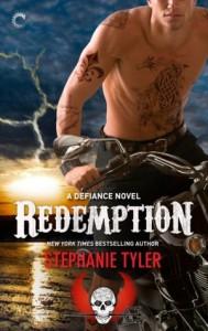 Redemption (Defiance #2) - Stephanie Tyler